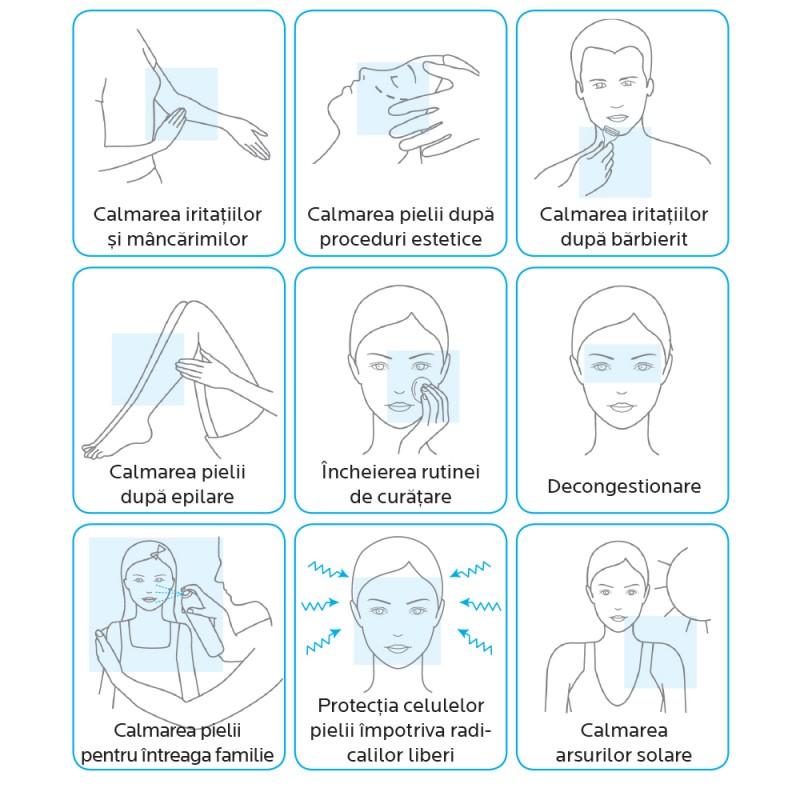 mocrica proprietăți utile în varicoză